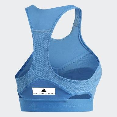 синий Спортивный бра IIT