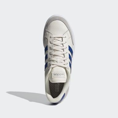Tenis Grand Court SE Blanco Hombre Diseño Deportivo