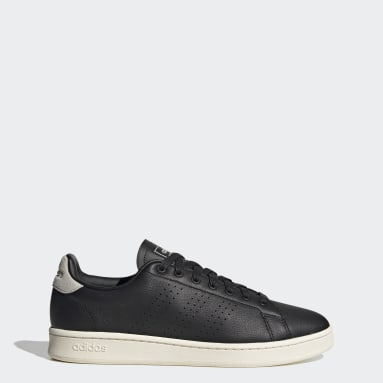 Sport Inspired Black Advantage Shoes