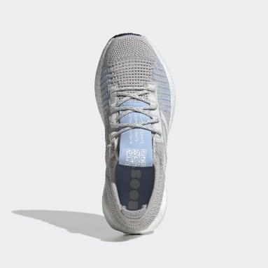 Women's Running Grey Pulseboost HD Shoes