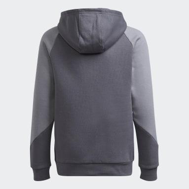 серый Худи adidas SPRT