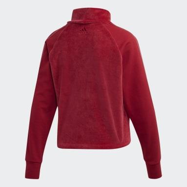Felpa Sport ID Bordeaux Donna Sportswear