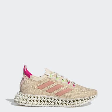 Chaussure 4DFWD Vert Femmes Running