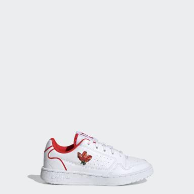 Çocuklar Originals Beyaz NY 90 Ayakkabı