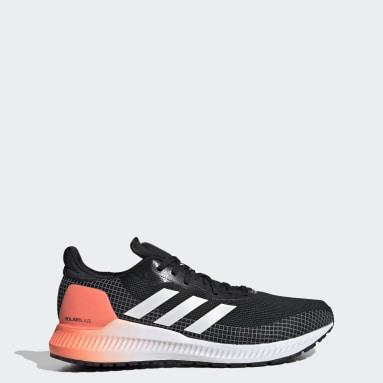 Running Black Solarblaze Shoes
