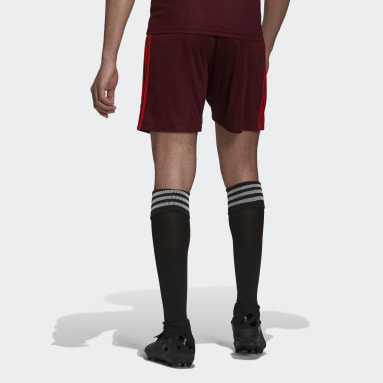 Shorts 3 Internacional 21/22 Vermelho Homem Futebol