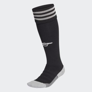 Football Black Arsenal Home Goalkeeper Socks