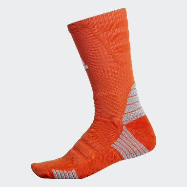 Basketball Multicolor Alphaskin Max Cushioned Crew Socks