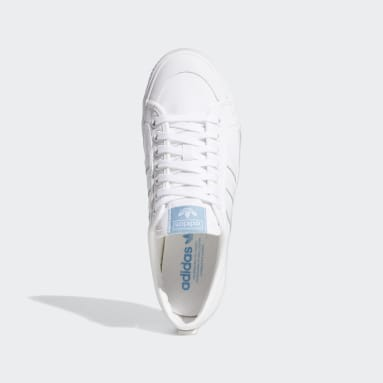Men Originals White Nizza Shoes