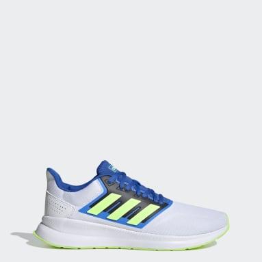 Zapatillas para correr Runfalcon Blanco Hombre Running