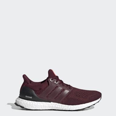 Running Burgundy Ultraboost Ltd Shoes