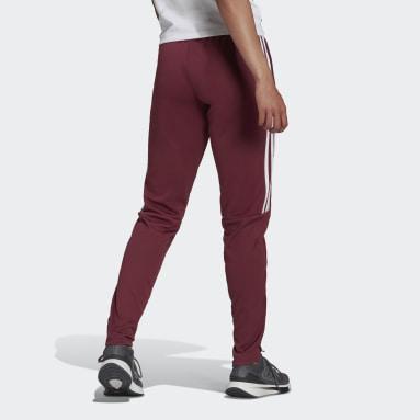 Women Football AEROREADY Sereno Cut 3-Stripes Slim Tapered Pants