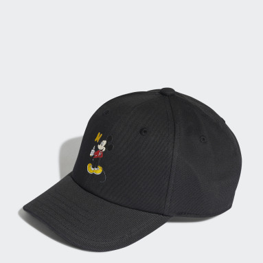 Cappellino Disney Mickey Baseball Nero Bambini Originals