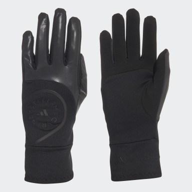 черный Перчатки adidas by Stella McCartney