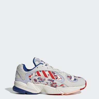 Men Originals Blue Yung-1 Shoes