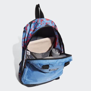 Zaino adidas Adventure Small Blu Bambini Originals