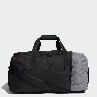 Men Golf Black Golf Duffel Bag