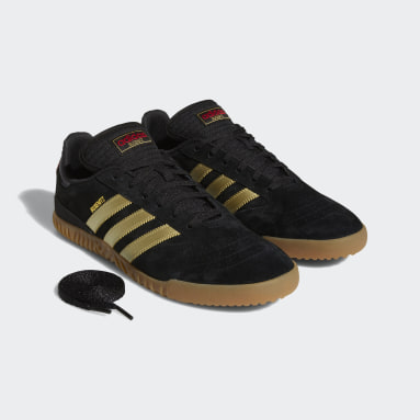 Men's Originals Black Busenitz Indoor Super Shoes