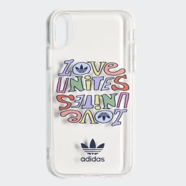 Originals zelená Puzdro Pride Allover Print iPhone X/Xs Snap