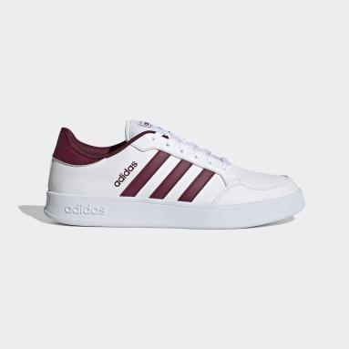 Erkek Sport Inspired Kırmızı Breaknet Ayakkabı