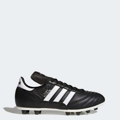 Soccer Black Copa Mundial Shoes