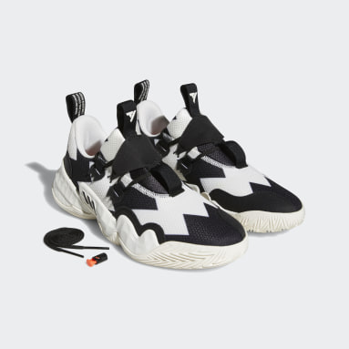 Basketball White Trae Young 1 Shoes
