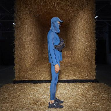 Men Originals Blue Baselayer Tights