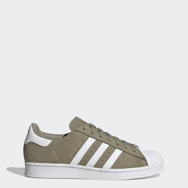 Originals Superstar Schuh Grün