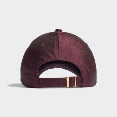 Baseball Caps Burgendur