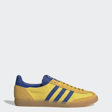 Originals Sarı Malmo Net SPZL Ayakkabı
