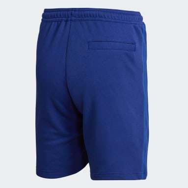 Shorts Boca Juniors Azul Hombre Fútbol