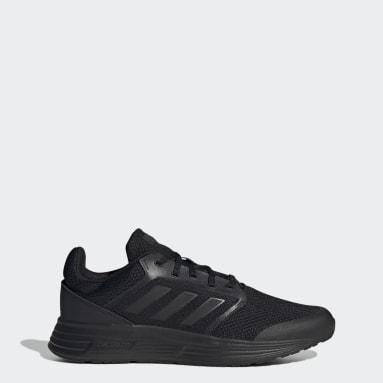 Heren Hardlopen Zwart Galaxy 5 Schoenen