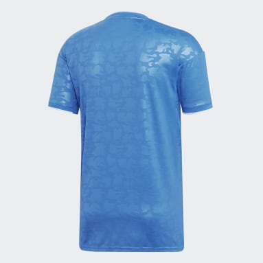 Camiseta Tercer Uniforme Juventus Azul Hombre Fútbol