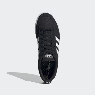 Lifestyle Zwart Retrovulc Schoenen