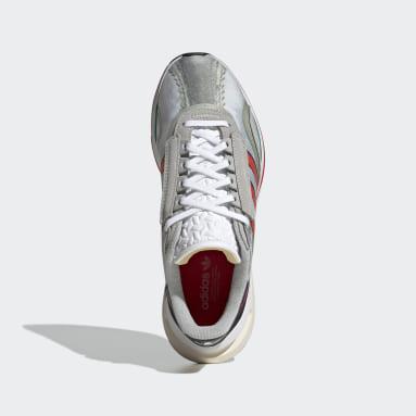 Women Originals Silver Valerance Shoes