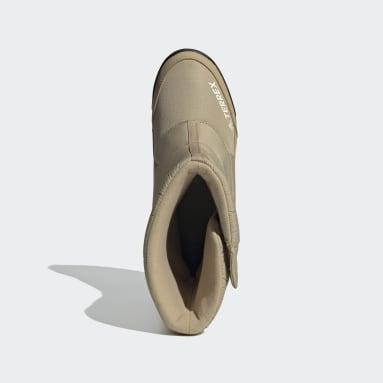 бежевый Ботинки Terrex Choleah COLD.RDY