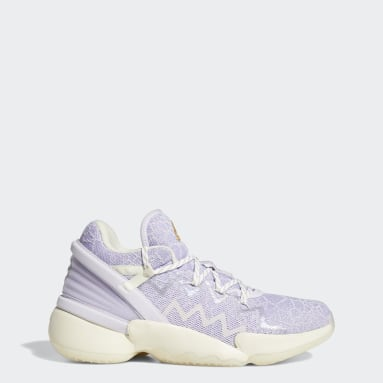 Women Basketball Purple D.O.N. Issue #2 Shoes
