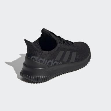 Children Sport Inspired Black Kaptir 2.0 Shoes