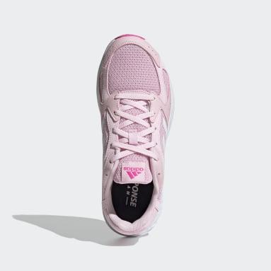 Zapatilla Response Run Rosa Mujer Running