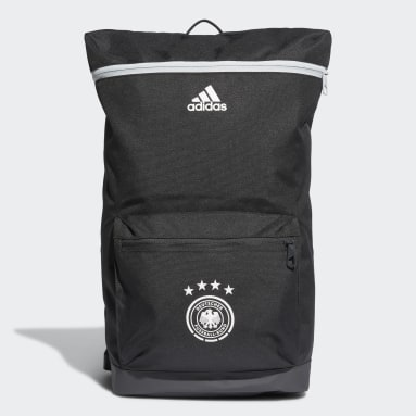Fußball DFB Rucksack Grau
