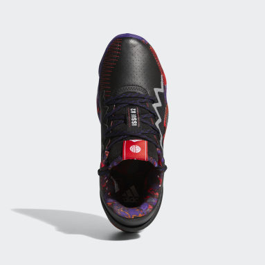 Basketball Black D.O.N. Issue #2 Shoes