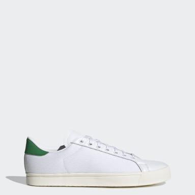 Men's Originals White Rod Laver Vintage Shoes