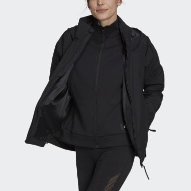 Giacca Traveer RAIN.RDY Nero Donna City Outdoor