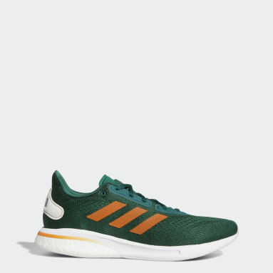 Running Green Supernova Shoes