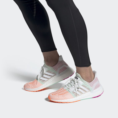 Running White Ultraboost DNA CC_1 Shoes