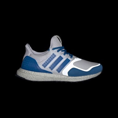Kids Running White Ultraboost DNA x LEGO® Colors Shoes