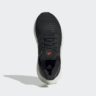 Tenis para correr Ultraboost 20 (UNISEX) Negro Niño Running