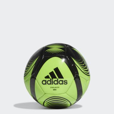 Minibola Starlancer Verde Homem Futebol
