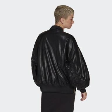Women Originals Black Bomber Jacket