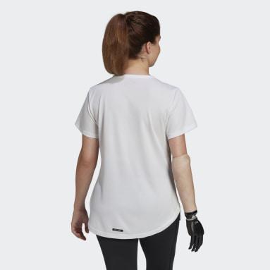T-shirt HEAT.RDY Team Germany Bianco Donna Fitness & Training